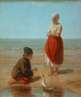 Fishermen's Children / Children of the Sea 1863