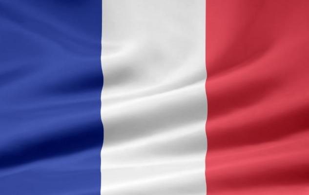 Französisch flagge