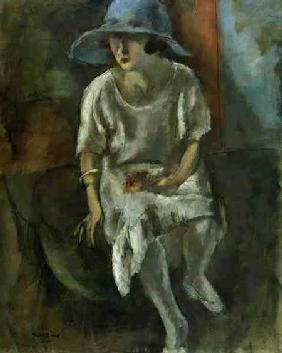 Woman in a Hat c.1920