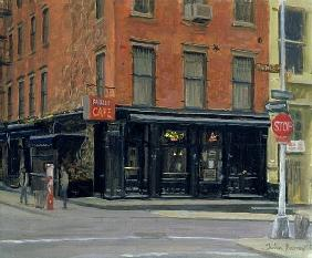 Fanelli''s Bar, New York, 1996 (oil on canvas)
