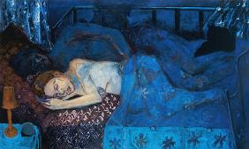 Schlafendes Paar ( Sleeping Couple )