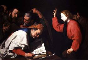 Christ among the Doctors c.1630