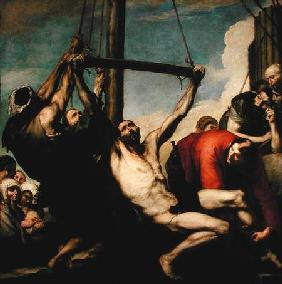 The Martyrdom of St. Philip 1639