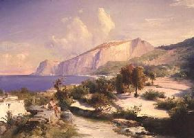 The Marina Grande, Capri c.1829
