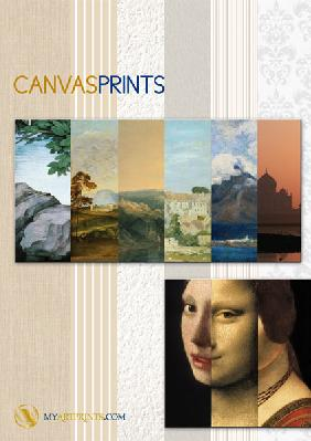 CANVAS PRINTS 2011 -  (184p) english