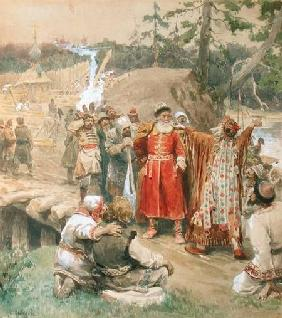 The Conquest of the New Regions in Russia 1904  on