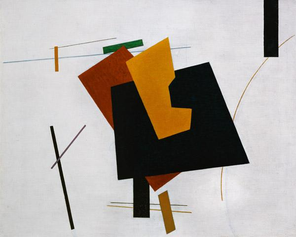 Suprematism before 191
