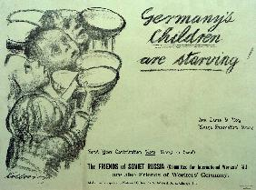 Germany?s Children are starving 1930-01-01