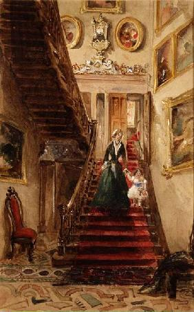 The Staircase, Grimstone