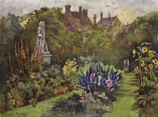 Chelsea Physic Garden - Lady Victoria Marjorie Harriet als ...