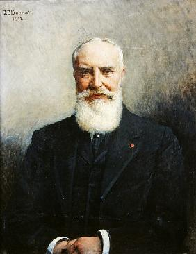 Portrait of Henri Deutsch de la Meurthe