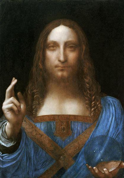 Mona Lisa - Leonardo da Vinci als Kunstdruck oder handgemaltes Gemälde.