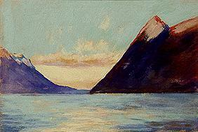 Am Gardasee 1914