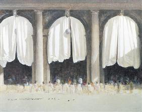 St Mark''s Square, Venice, 2005 (acrylic on canvas)