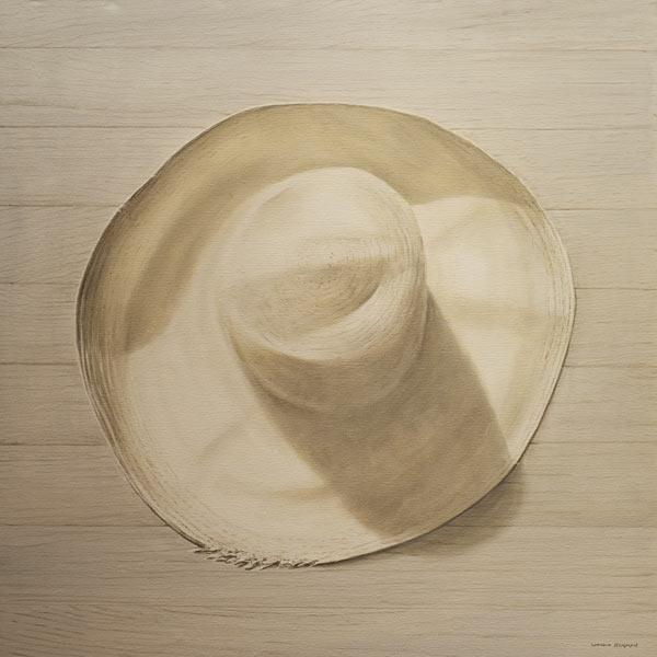 Travelling Hat on Dusty Table