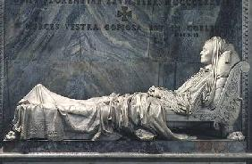 Tomb of Princess Sofia Czartoryski of Varsavia (d.1837)