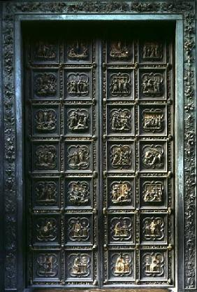 North Doors of the Baptistery of San Giovanni 1403-24