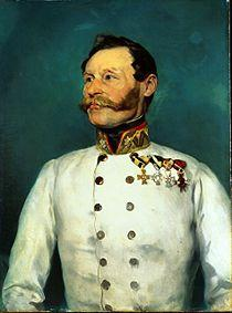 Bildnis Major Leo von Rayski. 1857