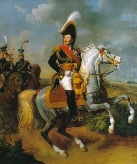 Equestrian Portrait of General Jean Rapp (1771-1821)