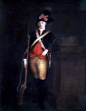 Portrait of Louis-Philippe-Joseph d'Orleans (1747-93)