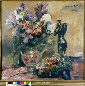 Kunstdruck von Lovis Corinth - Blumenstilleben
