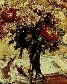 Kunstdruck von Lovis Corinth - Chrysanthemen