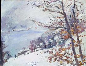 Der-Walchensee-im-Winter