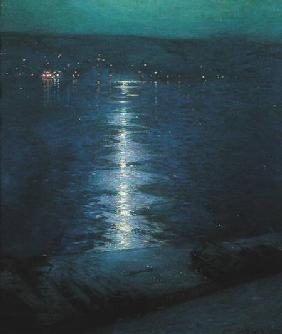 Moonlight on the River 1919