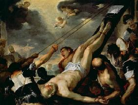 The Crucifixion of St. Peter 18th