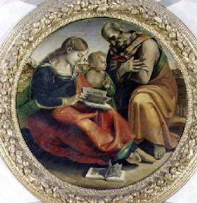 The Holy Family c.1485