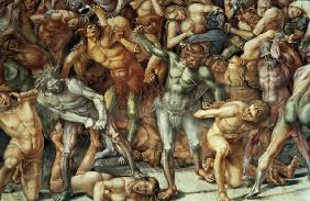 Hell, from the Last Judgement 15th