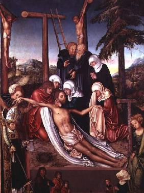 The Lamentation Over the Dead Christ (panel)