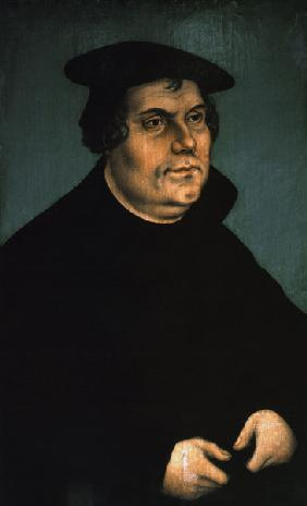 Luther,  Porträt