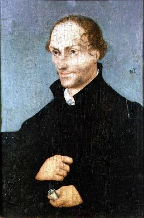 Portrait of Philipp Melanchthon (1497-1560) 1532