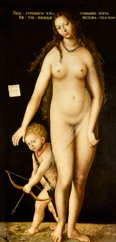 Venus and Cupid 1509