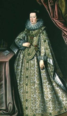Eleanor Gonzaga (1598-1655), wife of Ferdinand II (1578-1637) Holy Roman Emperor early 17th