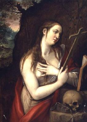 The Penitent Magdalene 1579