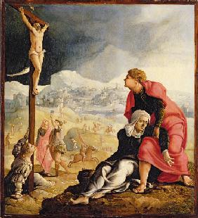 The Crucifixion c.1530
