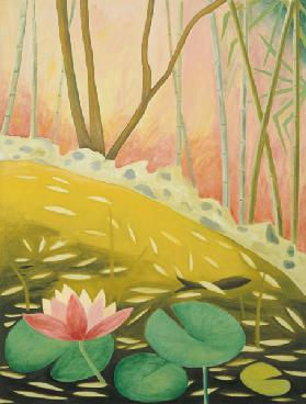 Water Lily Pond II 1994
