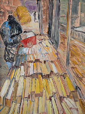 La lectrice en plein air 2009