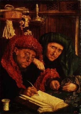 The Tax Collectors 1550