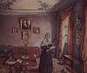 Mrs Duffin's dining room at York