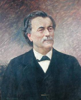 Portrait of Paul Bert (1833-86)