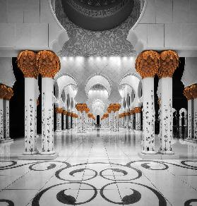 Sheikh Al Zayed Grand Mosque