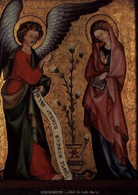 The Annunciation c.1330