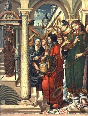 The Presentation of the Virgin in the Temple 1519