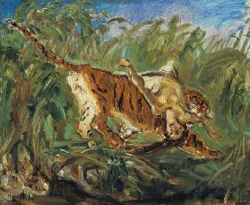 Tiger in the Jungle 1917