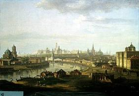 View of Moscow 1819