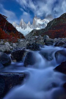 A Night in Patagonia