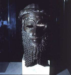 Head of Sargon I (c.2334-2279 BC) 2334-2200 BC